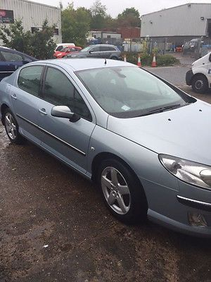 eBay: Peugeot 407 HDI Saloon *Spares or Repairs* #carparts ...