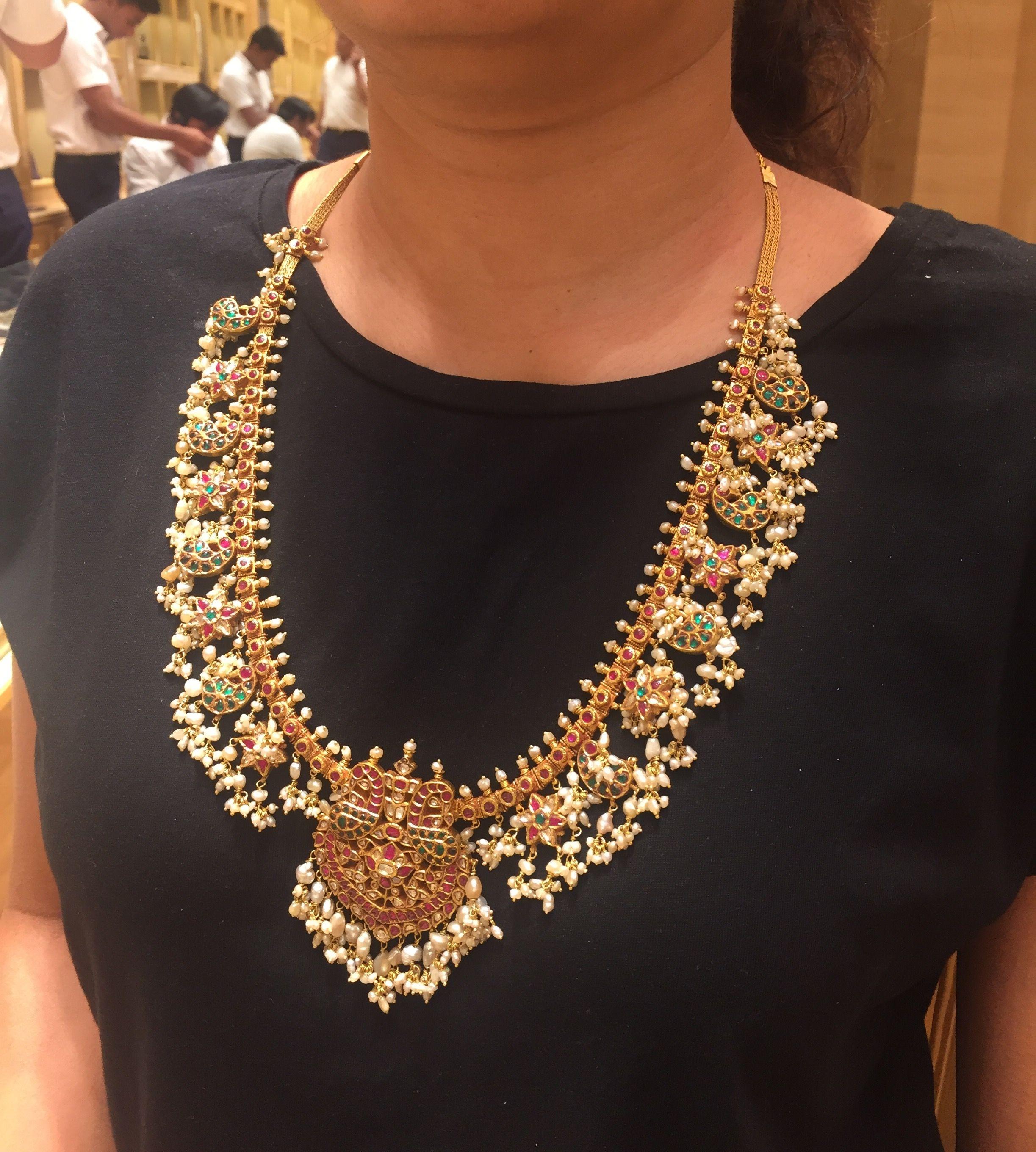 Pin by Vimala Reddy on Jewellery Pinterest Jewel Indian jewelry