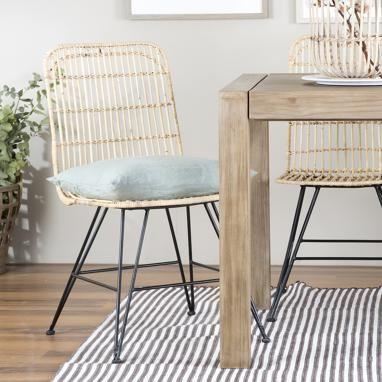 Apur silla ratán natural