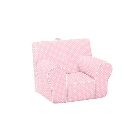 For Emma Light Pink With White Piping Mini Dot Anywhere