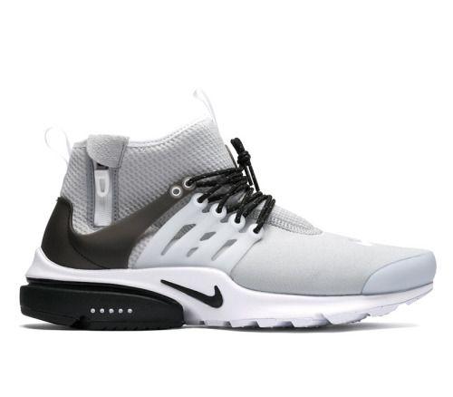 Nike Air Presto Mid Utility Wolf Grey Nike Nike Air Best Sneakers