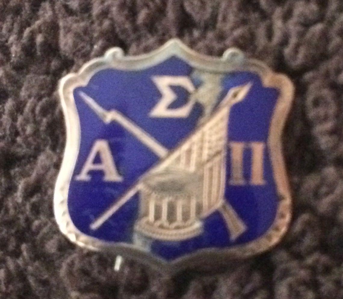 Alpha Sigma Pi Norwich University 1890s Sigma pi