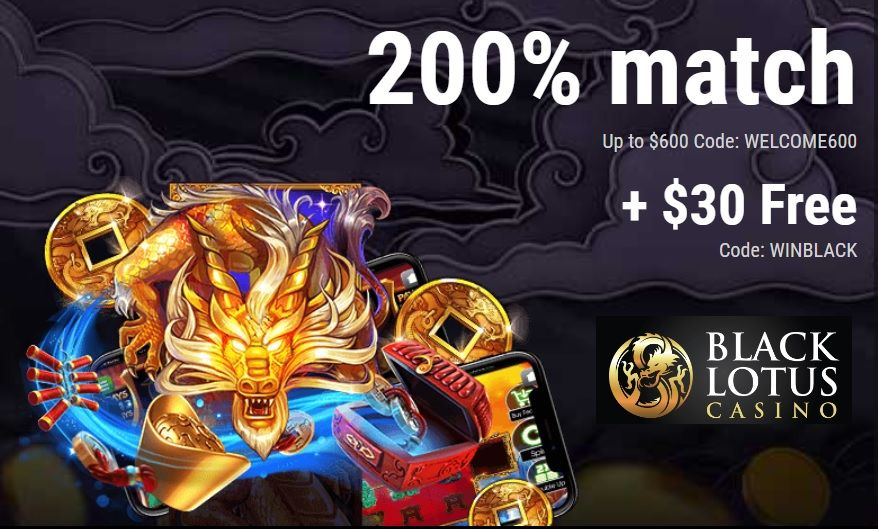 Black Lotus Casino Welcome Bonuses With Images Casino Casino
