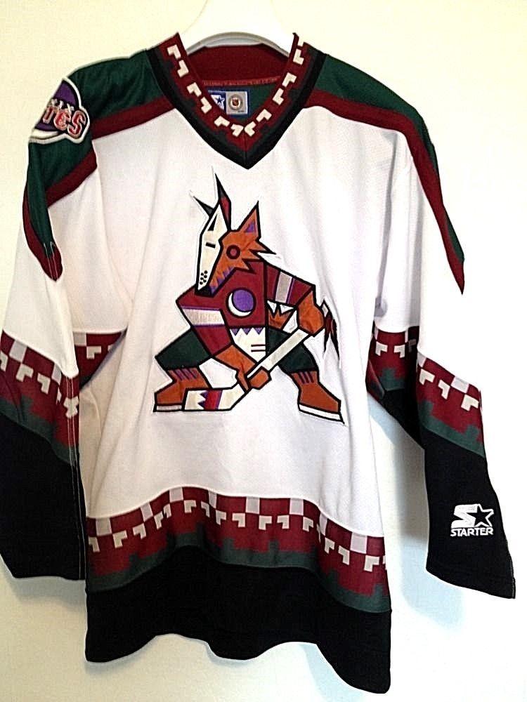 phoenix coyotes jersey