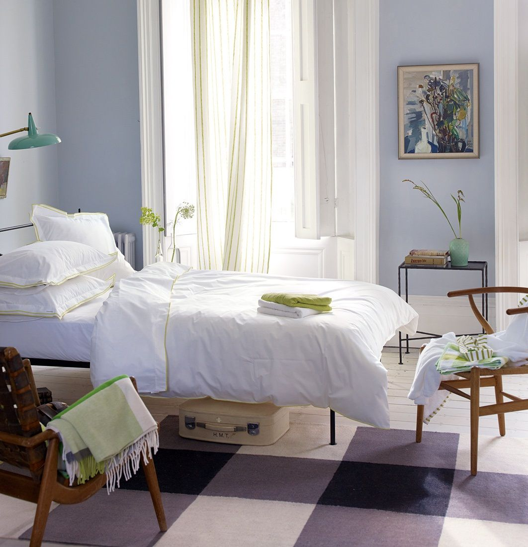 Bettwäsche Designers Guild Designers Guild Astor Lime Bettwäsche Bed Linen A Bedroom