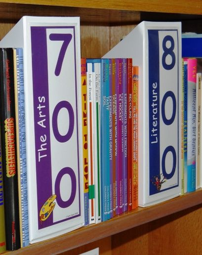 Image result for library shelf dividers