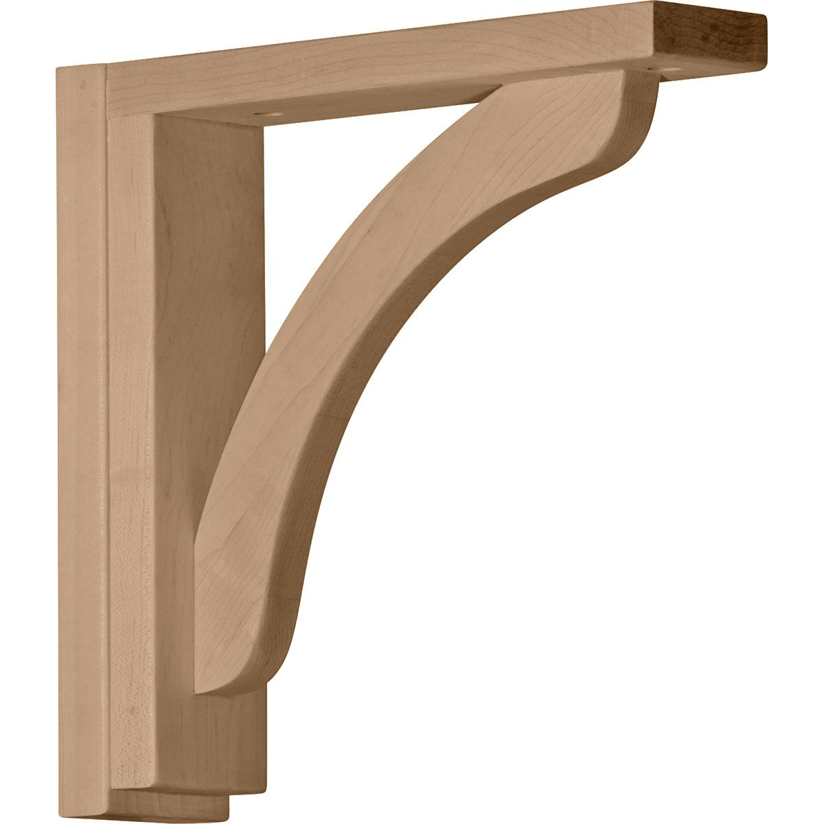 Reece Wood Bracket | Wood brackets, Shelf brackets and Granite ...