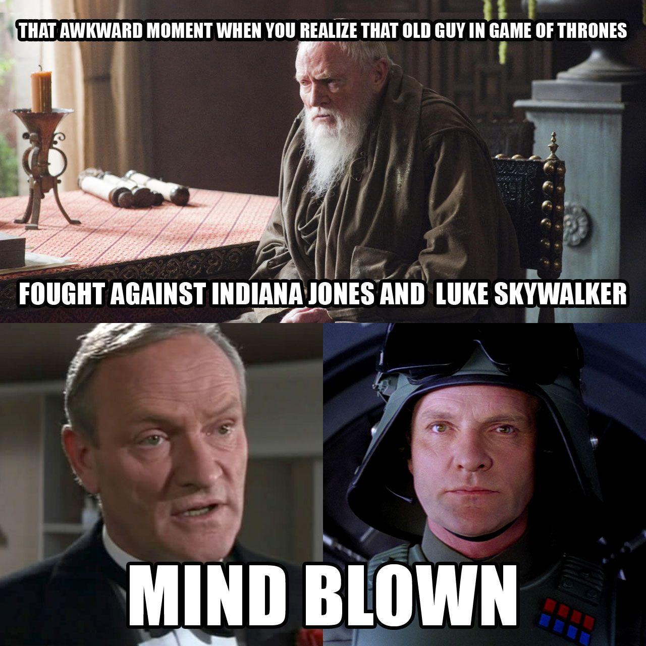 That Awkward Moment Awkward Moments Star Wars Memes Mind Blown