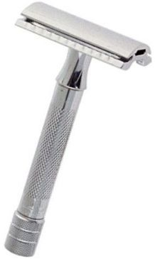 Simple Correctly Weighted Single Blade Razor The Only Razor You Will Ever Need Theartofshaving Menstyle Safety Razor De Razor Single Blade Razor