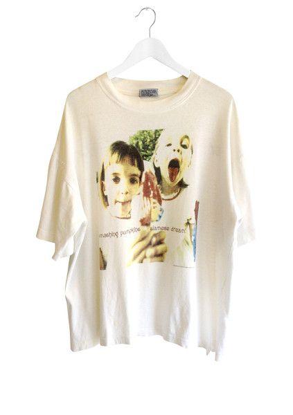 05a5003d Smashing Pumpkins 'Siamese Dream' T-shirt | Vintage Stock | T shirt ...