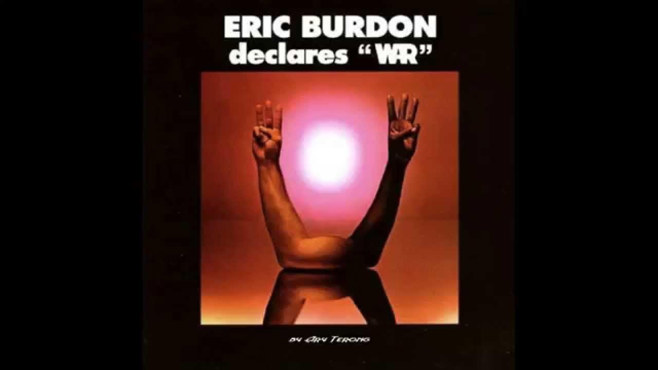 Eric Burdon War Mother Earth Eric Burdon Music Love Much Music
