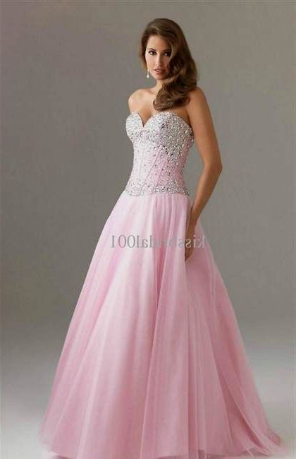 Awesome light pink sparkly prom dresses 2017-2018 | Prom | Pinterest ...