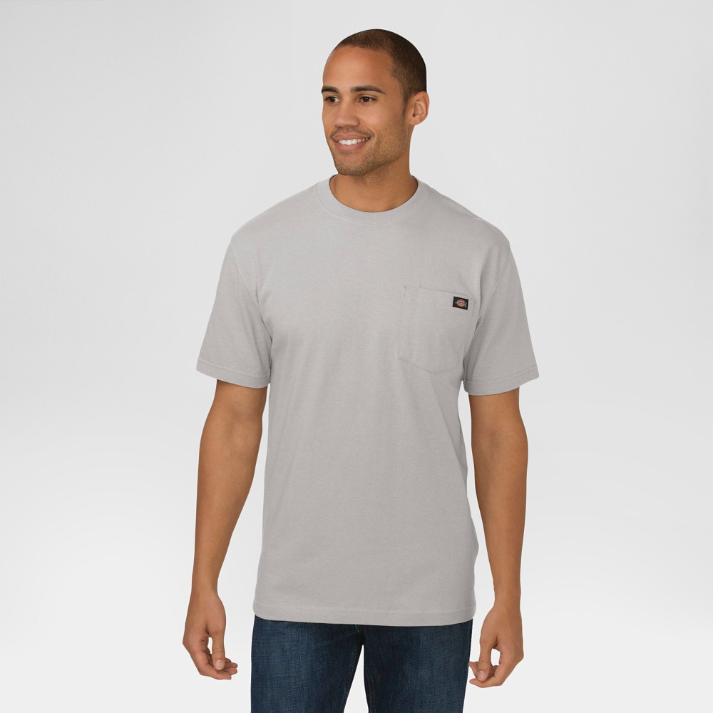 65712f6376 Dickies Men s Big   Tall Cotton Heavyweight Short Sleeve Pocket T-Shirt-