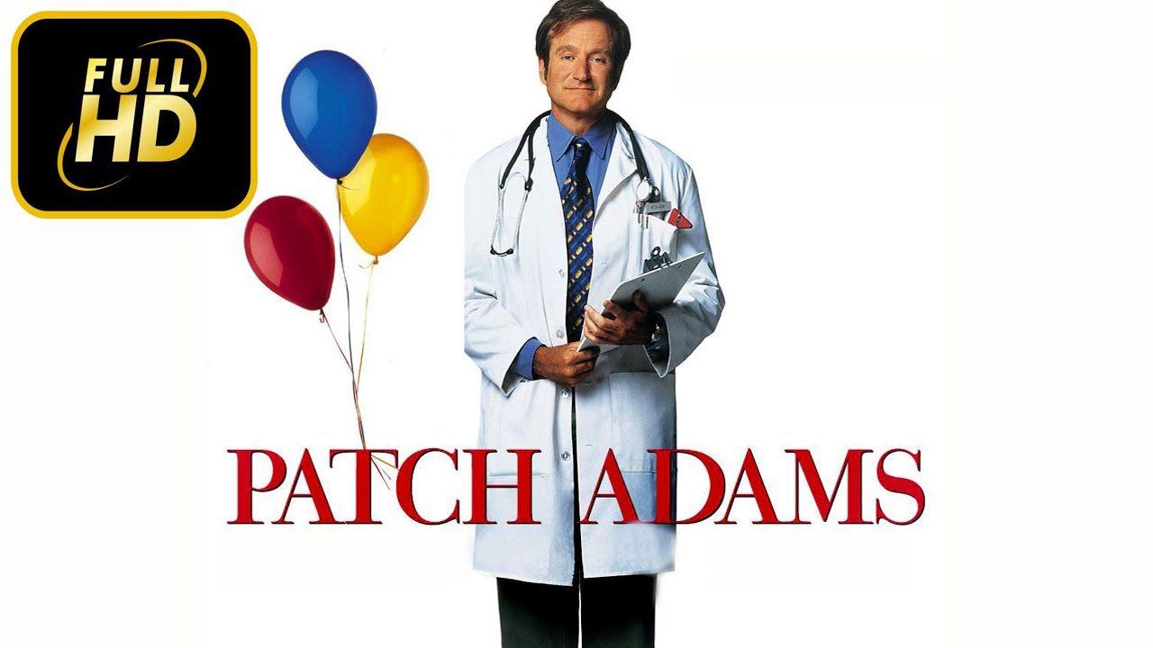 Patch Adams Pelicula Completa Espanol Latino Hd Patch Adams Pelicula Adam Pelicula Patch Adams