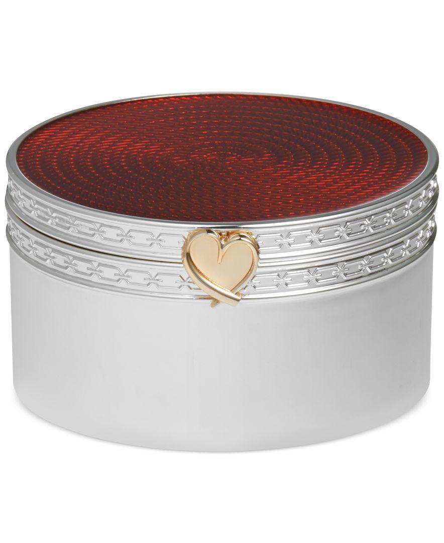 Vera Wang Wedgwood Treasures with Love Treasure Box