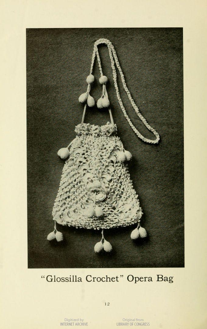 1912 OPERA BAG