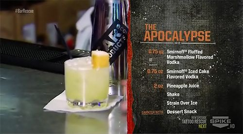 Bar rescue bug bite s4 e1 barproducts blog bar apocalypse from bar rescue forumfinder Image collections