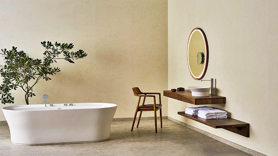 Vasche Da Bagno Porcelanosa Prezzi : Ecco krion la superficie solida di porcelanosa questo materiale