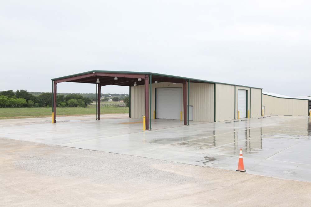 Motec Mueller Inc In 2020 Building Permits Steel Buildings Metal Buildings