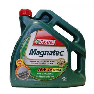 Promociya Castrol Magnatec 10w 40 Diesel Fiat Car Mechanic