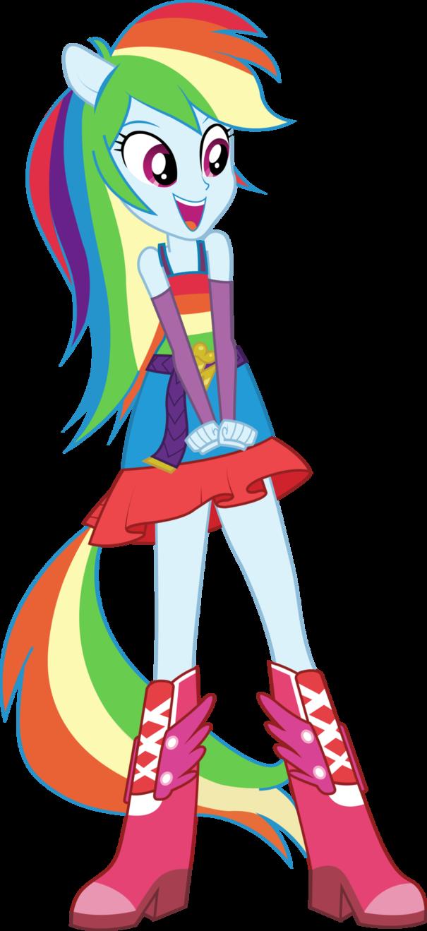 Images Of My Little Pony Equestria Girls Rainbow Rocks Dash
