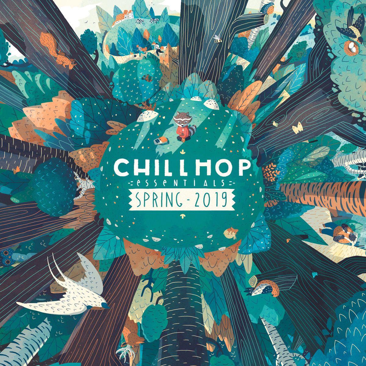 Chillhop Essentials Spring 2019 Der Soundtrack für den