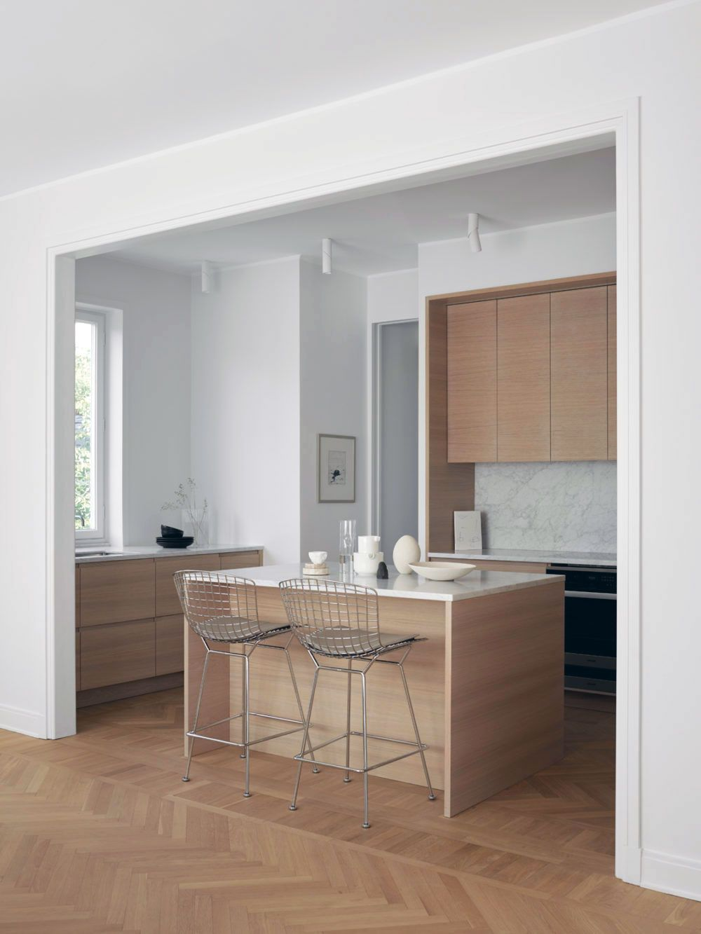 51 Comfy Wood Scandinavian Kitchen Ideas That Popular Today In 2020 Scandinavian Kitchen Timber Kitchen Kitchen Design