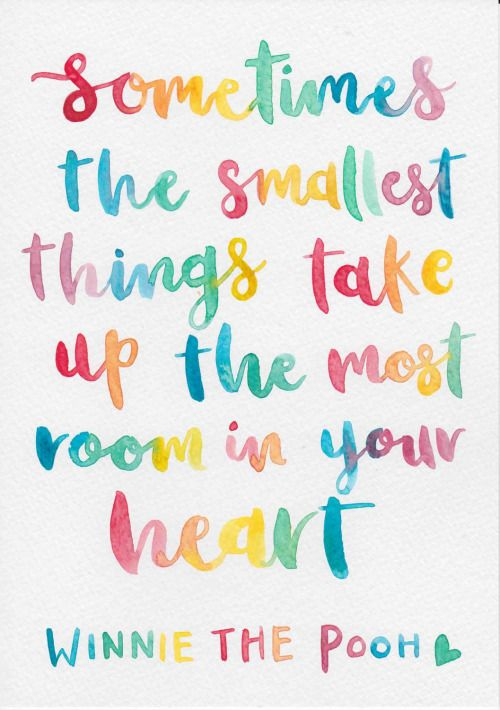 Tumblr Watercolour Quotes