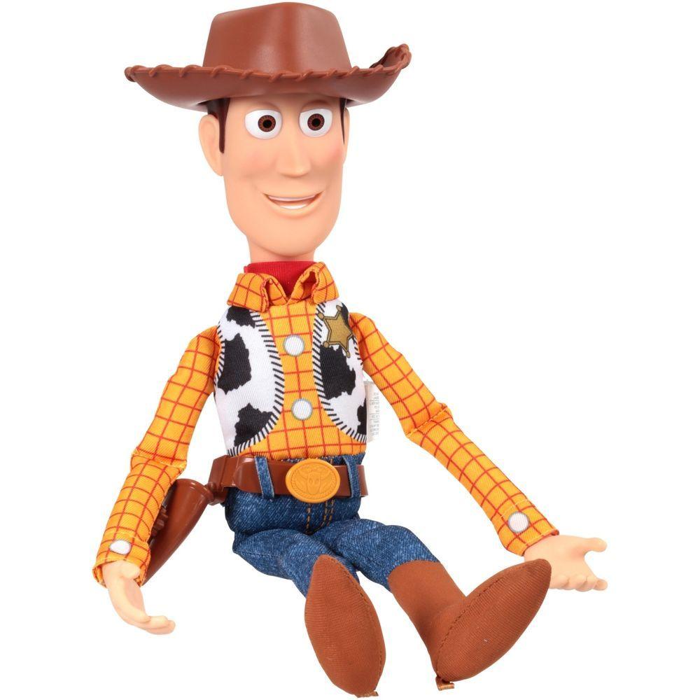 Disney Pixar Toy Story Woody Talking Action Figure Toystorydisney