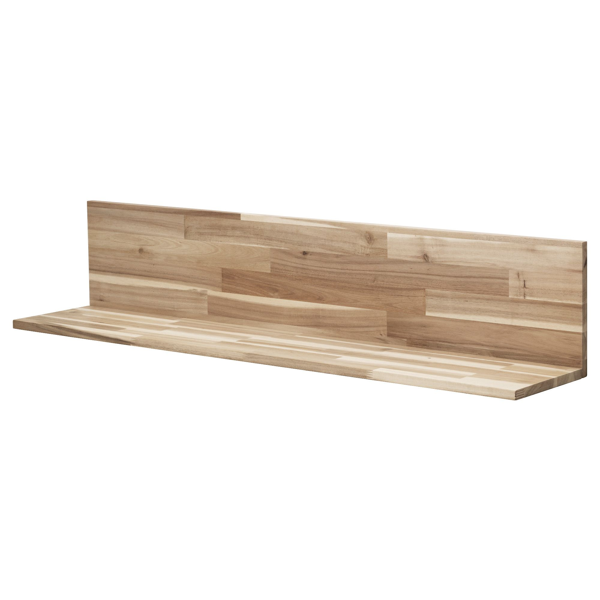 Skogsta Wall Shelf Acacia 47 1 4x9 7