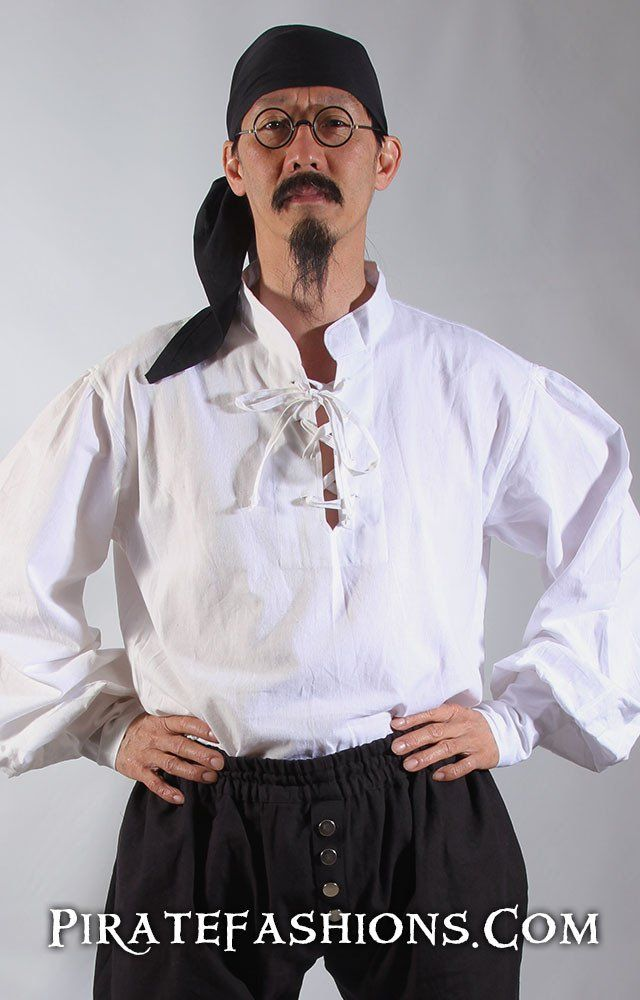 Sea Worthy Shirt – Pirate Fashions