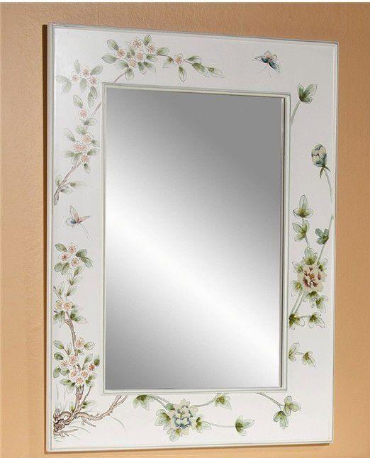 Aluminio espejo 3 6mm doble recubierto de aluminio espejo for Marcos plateados para espejos