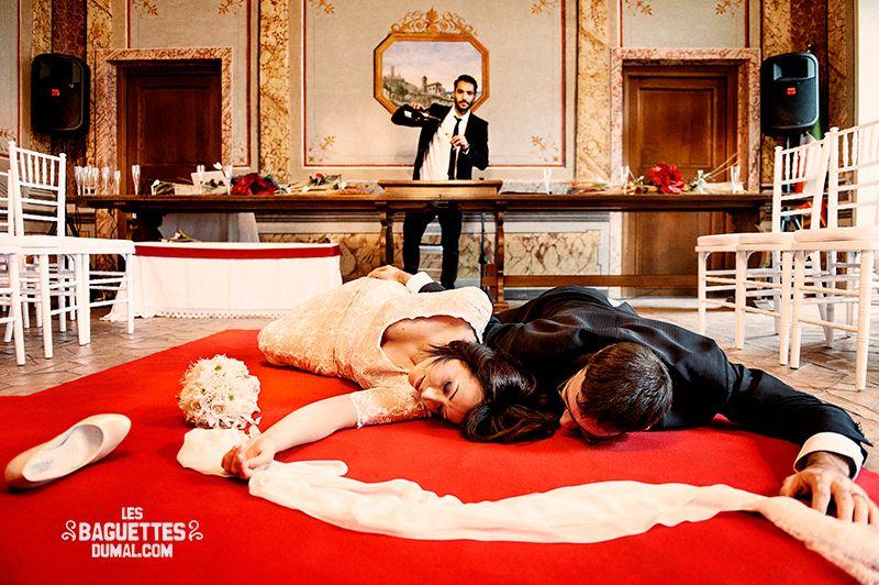 Finchè morte non vi separi (Trevignano Romano, 2013)   Photo by Paolo Ippolito