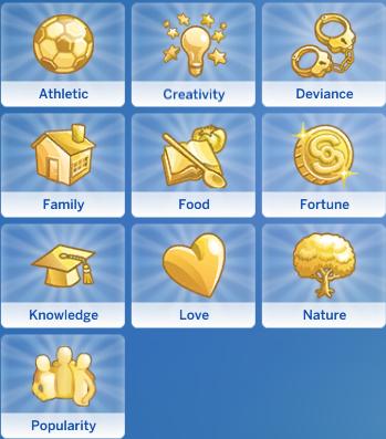Aspiration The Sims 4 Sims 4 Sims Aspire