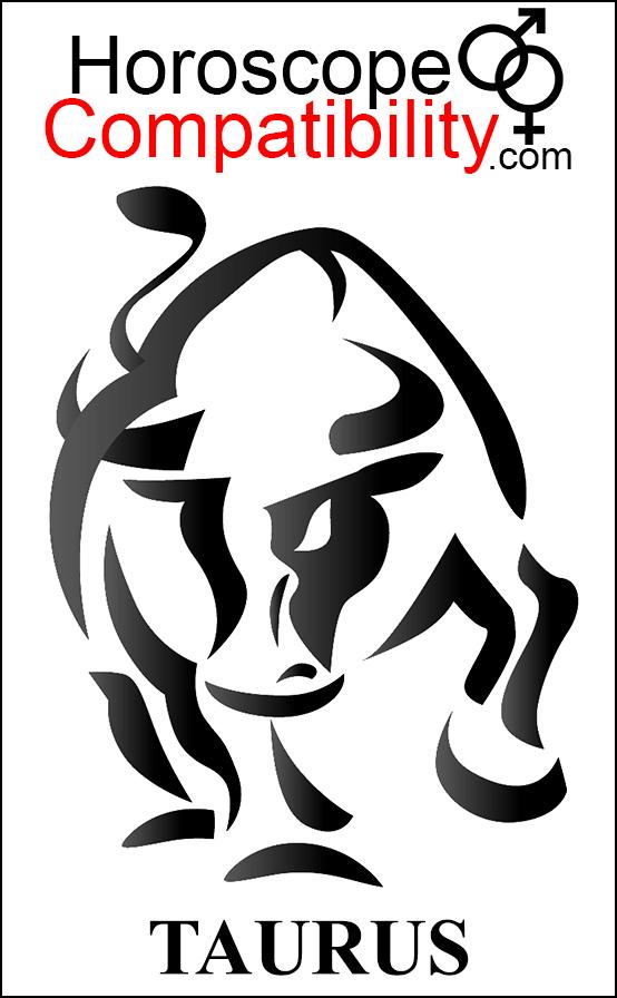 Taurus Zodiac Sign Symbol Astrological Compatibility Matters