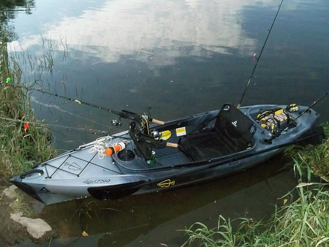 Ascend fs10 kayak google kayak pinterest for Bass pro fishing kayak
