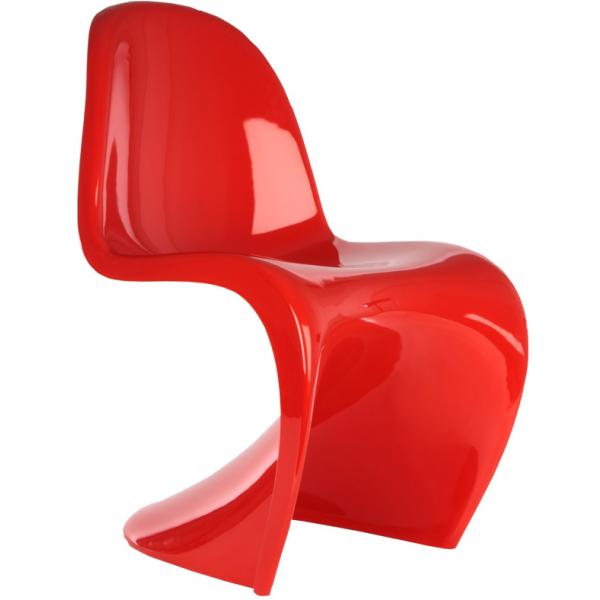 Good Verner Panton Style S Replica Chair Plastic SwivelUK.