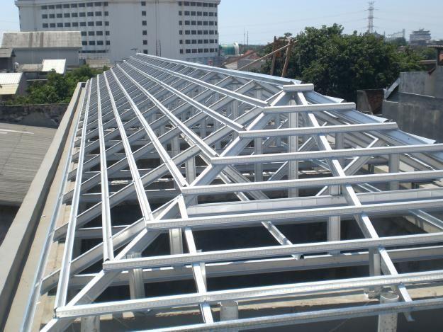 baja ringan murah depok spesialis dan renovasi atap 081291991539 atau
