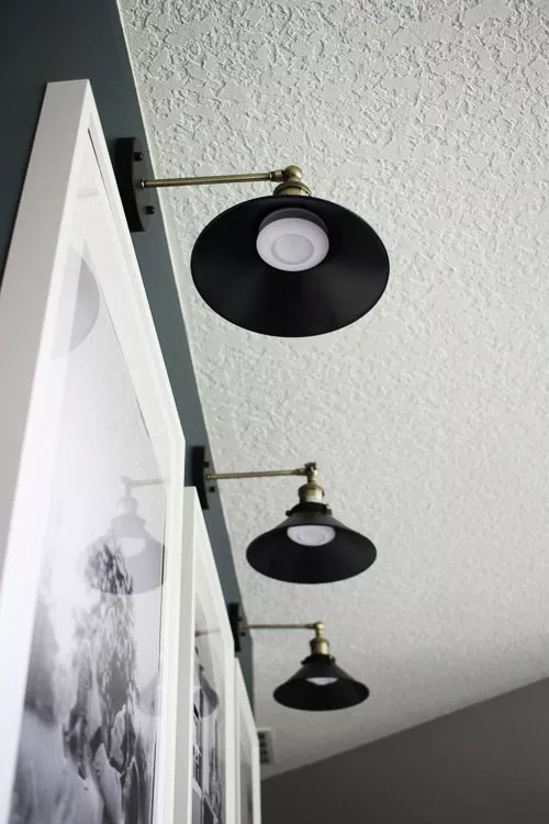 Install Wall Sconces Without Running Electrical Sconces Living Room Battery Wall Lights Battery Operated Wall Sconce