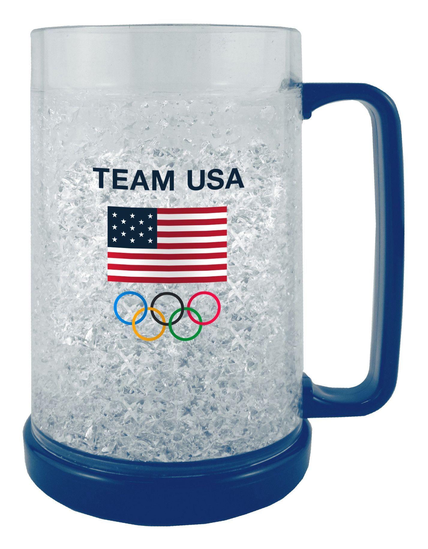 Olympics 16 Oz. Freezer Mug