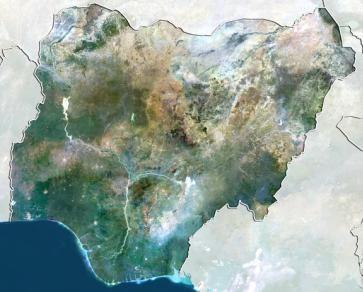 Abuja Interactive Satellite View Lugbe Extension Pinterest - Maps satellite street view