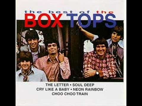 The Box Tops The Door You Closed To Me Cry Like A Baby Box Tops Rock And Roll