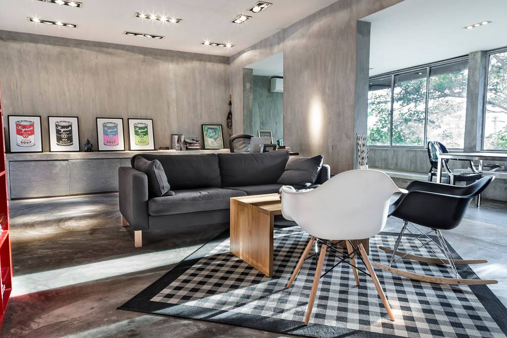 Designer Loft Bangkok Silom - Apartments for Rent in ...