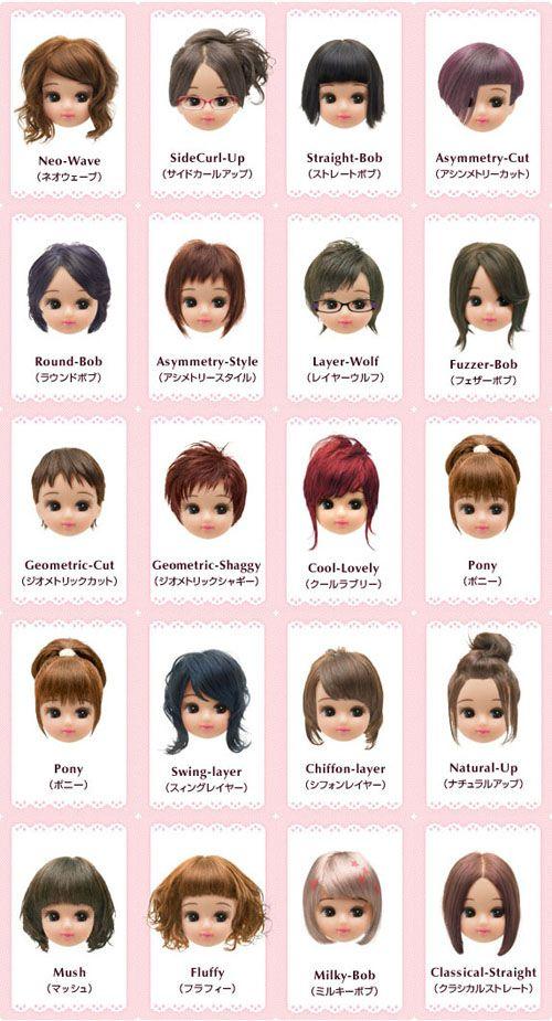 Anime Haircuts Kawaii Hairstyles Hairstyle Names Anime Haircut