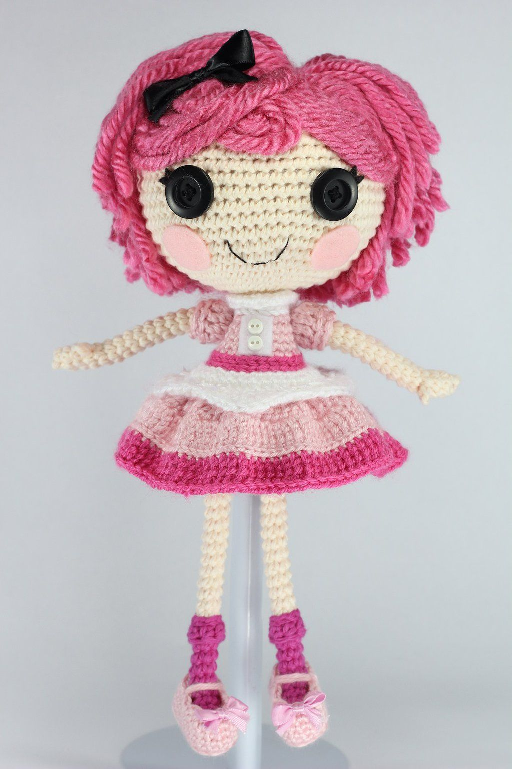 Lalaloopsy fashion | The free pattern for this dress is on m… | Flickr | 1536x1024