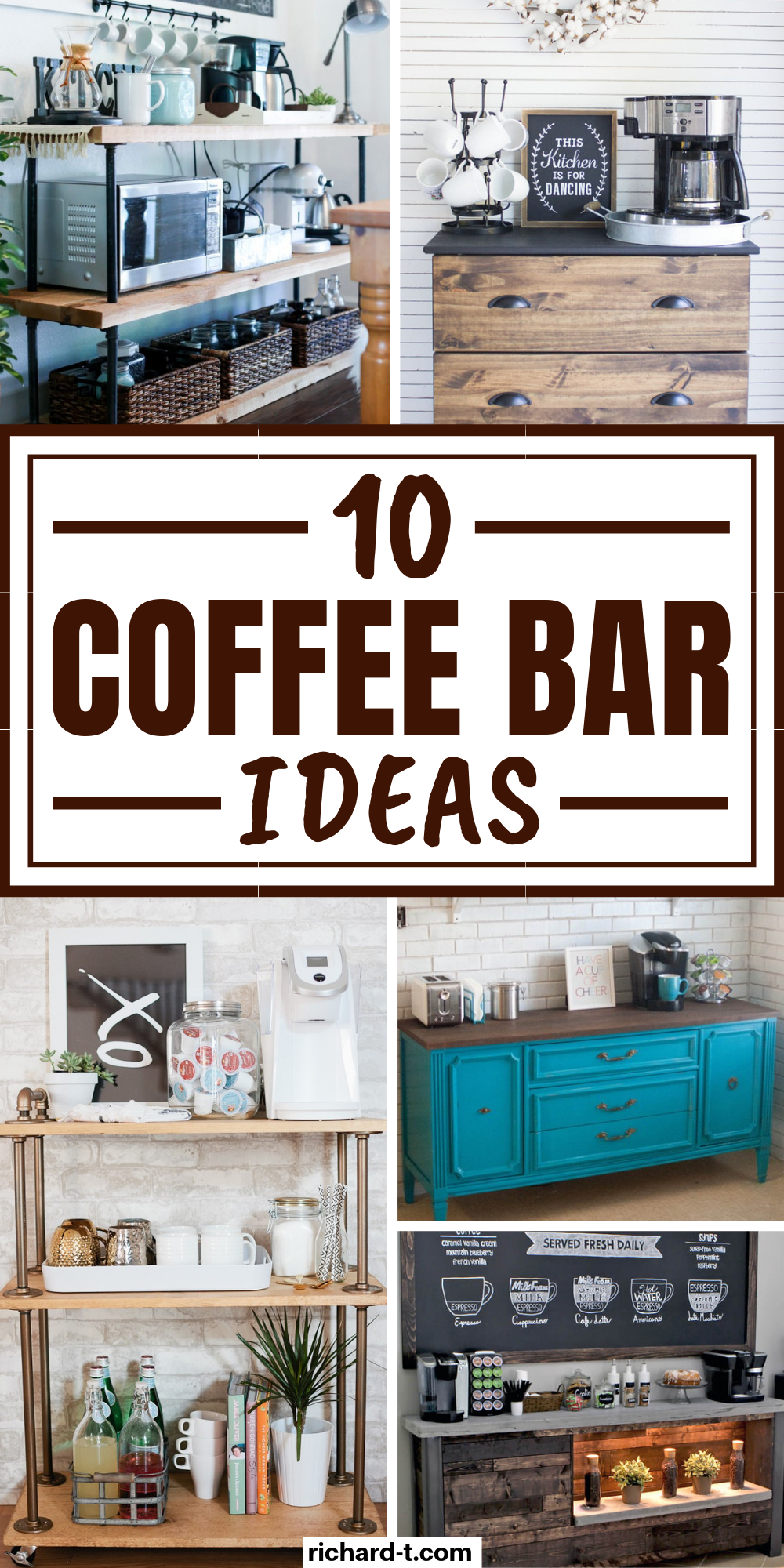 10 Best Coffee Bar Ideas You Need To Have #coffeebarideas