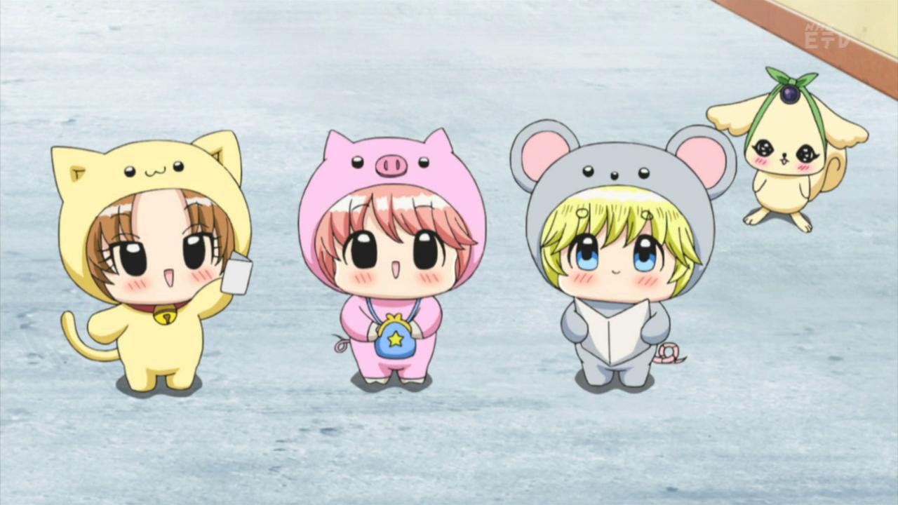the three baby <3