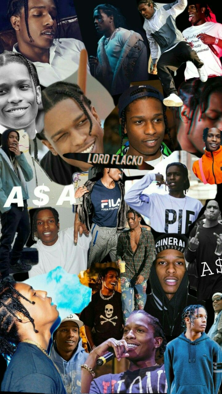 Pin by Nycier on Asap rocky Asap rocky wallpaper, Pretty