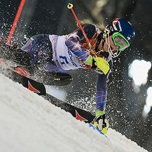 Mikaela Shiffrin's gold medal saving move