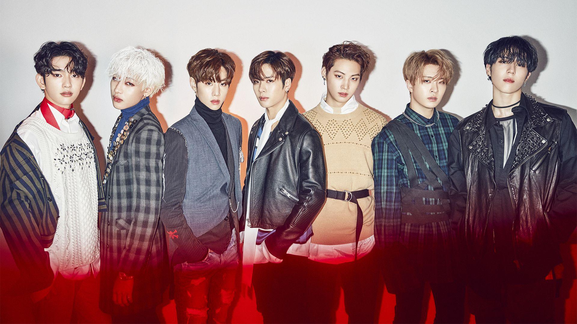 Desktop Wallpaper Got7 Got7 Got7 Never Ever Got7 Jinyoung